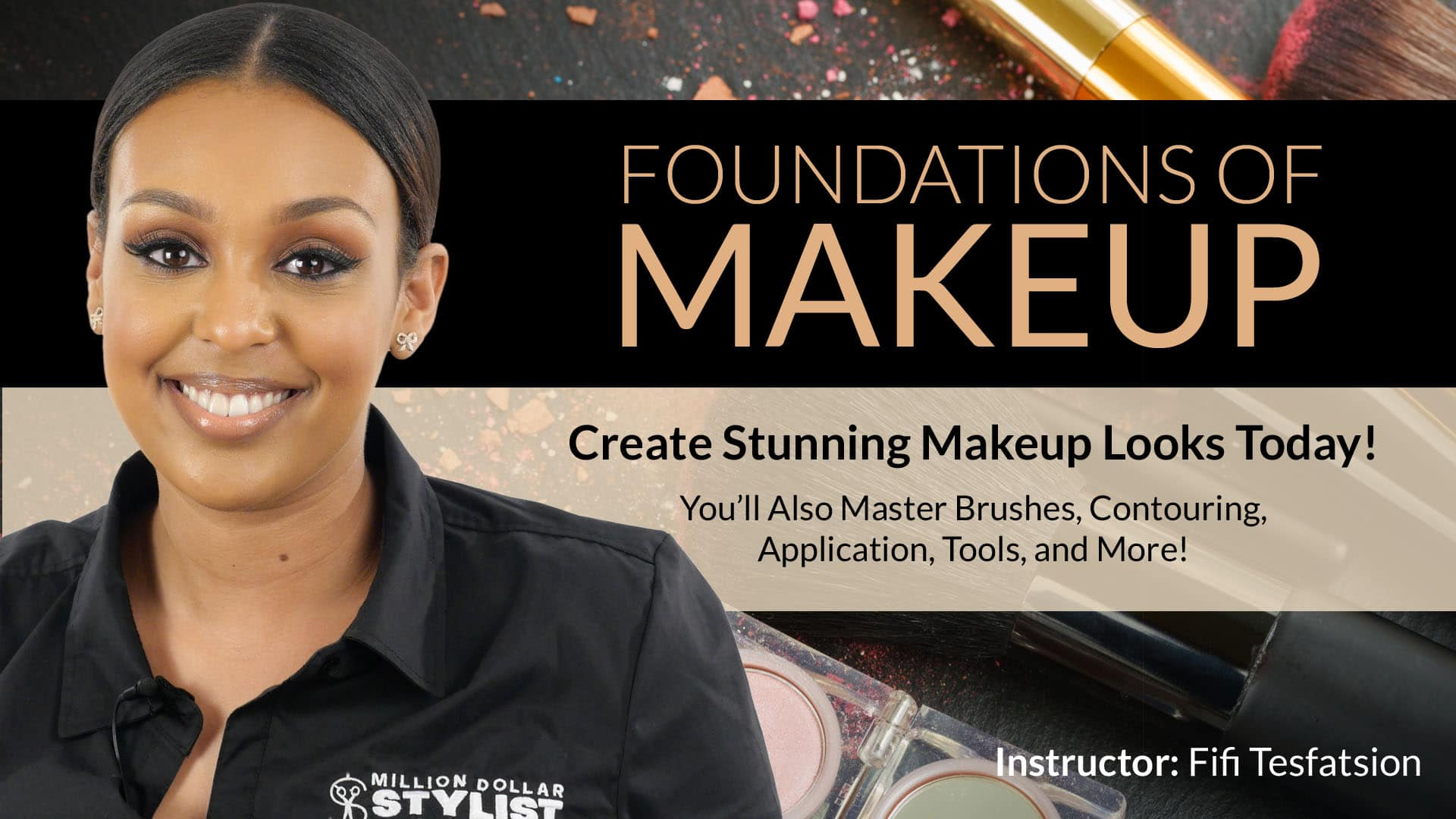 Foundations Of Makeup