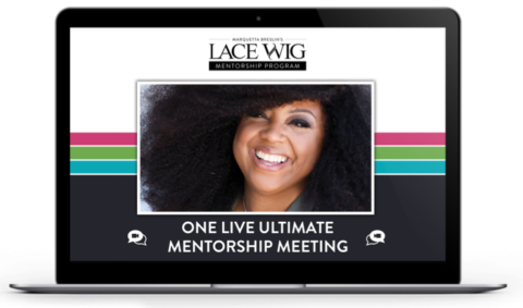 - VIMEO Laptop With Correct Words For Mentorship Meetings
