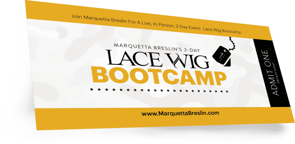 2-Day Lace Wig Mastery Bootcamp 1