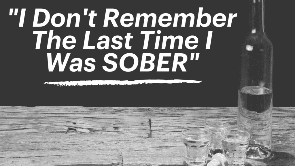 """""""I Don't Remember The Last Time I Was Sober 😢"""" 9"""
