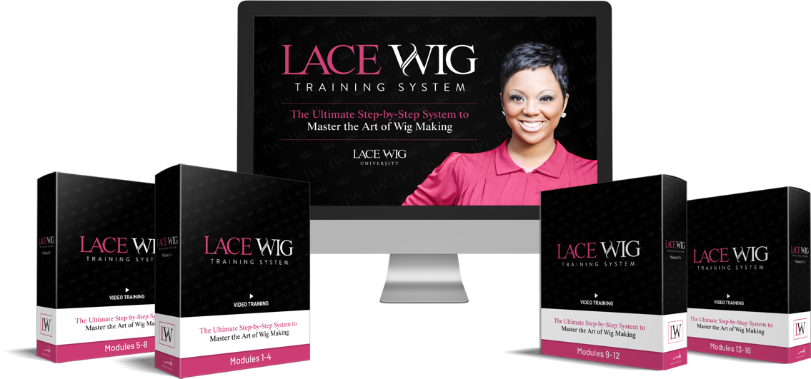 Lace Wig Training System