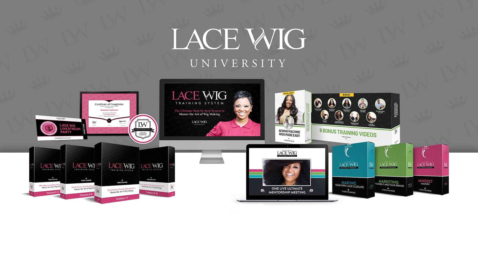 Lace Wig University